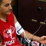 Heart Transplant Patient Colby Salerno