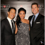 Richard Lui, Veronica De La Cruz and Thomas Roberts Co-Host the Event