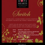 &quot;Switch&quot; Event Invitation